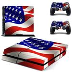 121 Sticker skin wrap ps4 stickers playstation 4 + 2x contro