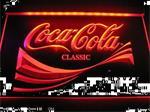 Coca cola cocacola neon bord lamp LED 3D verlichting lichtba