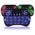 Rii I8 mini draadloos toetsenbord wireless keyboard + LED mu