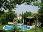 Mazet met eigen zwembad in hart Provence