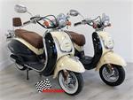 Scooter AGM Retro 125cc / Euro 4