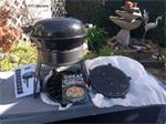 Te Koop Safari Chef mobiele Grill,BBQ gas