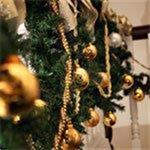 Geleverde kerstbomen afbeeldingen kerstversiering