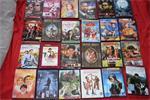 verschillende dvds