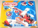 Meccano - City - Air Rescue Helicopter - Set 5100