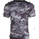 Gorilla Wear Kansas T-shirt - Black/Gray Camo - 3XL