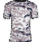 Gorilla Wear Kansas T-shirt - Beige Camo - 5XL