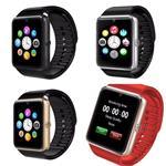 Smartwatch smart watch android IOS SIM bluetooth NFC *4 kleu