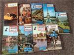 Reisgidsen van steden ,Belgie & Europa