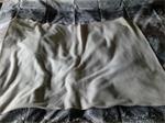 Het eerste dekentje in fleece
