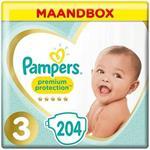 Pampers Premium Protection - Maat 3 / 6-10 kg