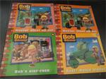 4 Boekjes Bob Bouwer