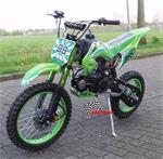 Crosser Extreme 125cc 14/17 inch wielen