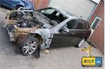 In onderdelen BMW F11 520dX 14 BILY  brandschade
