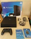 playstation 4(slim) 500GB met controller en games