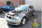 In onderdelen BMW E87 116d 10 Motorschade BILY