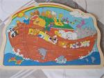 2 kinderpuzzels nl de ark van Noah en de boerderij
