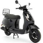 DTS Milano R Euro 5 (Zwart) bij Central Scooters kopen €1249
