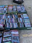 Lot aan dvd's, boxen en collector items te koop