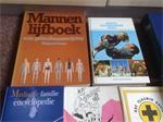 Medische boeken van mannen lijfboek,EHBO,