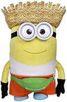 Pluche Knuffel Minions Freedonian Dave 37cm outLEDje