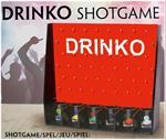 Drinko Shotgame spel outLEDje
