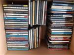 Ruime Mix van 62 CD in prima staat