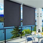 Verticale luifel, zonwering voor balkon of terras  160 x 250