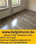 Goedkope kamer België Postadres Antwerpen huren