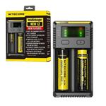 Nitecore I2 oplader lader voor 18650 batterijen batterij