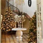Kerstboom huren + versiering, levering kerstbomen