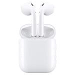 I12 + touchcontrol in-ear oortjes draadloos inear oortje blu
