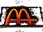 Mac Donalds neon bord lamp LED 3D cafe verlichting reclame l