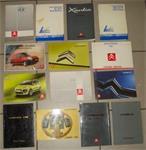 Citroën (oldtimers) instructieboekjes