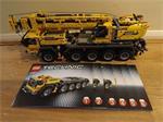Lego Technic 42009 Crane MK II
