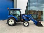 New Holland Boomer 50 HST met Cabine, STOCKACTIE