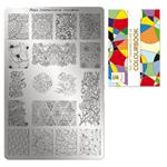 Moyra Stamping Plate 48 Colourbook