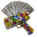 Money gun geld pistool cash cannon | Moneygun | Cashgun | Ca