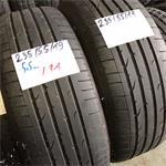 2 x Bridgestone Dueler HP Sport 235-55-19 Zomerbanden 5,5mm