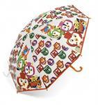 paraplu Top Wing junior 60 x 70 cm oranje