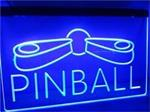 Pinball neon bord lamp LED 3D cafe verlichting reclame licht
