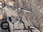 2 mini fietsen