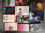 Boeken thrillers 11 stuks