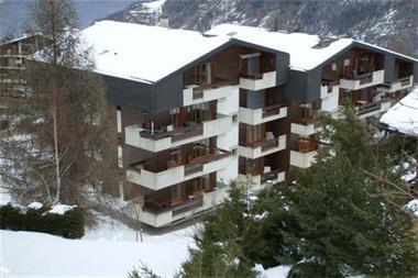 Grote foto 4 p. appartement wallis la tzoumaz wintersport vakantie zwitserland
