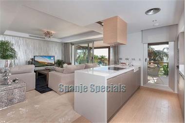 Grote foto strand appartementen penthouses te koop estepona vakantie spaanse kust