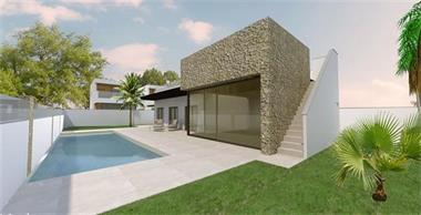 Grote foto nieuwbouw villa s te koop aan de costa calida vakantie spaanse kust