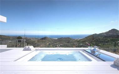 Moderne luxe zeezicht appartementen marbella spaanse kust for Luxe vakantie appartementen