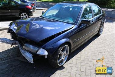 BMW E46 328IA Orientblau Metallic BILY Onderdelen Kopen | Interieur ...