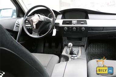 Grote foto bmw e60 525i sedan 2004 autodemontage bily enter auto onderdelen motor en toebehoren