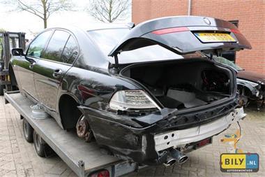 Grote foto bily bmw e65 735i sedan 04 onderdelen verkoop auto onderdelen motor en toebehoren